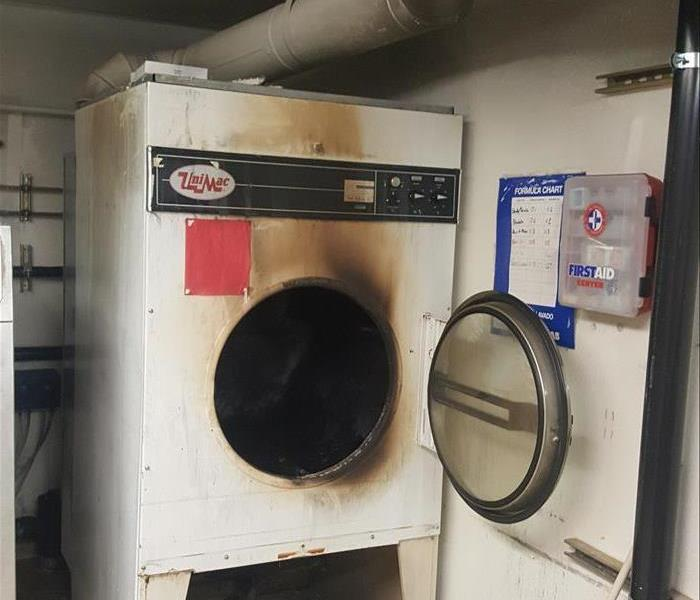 Dryer Fire in Milwaukie, OR