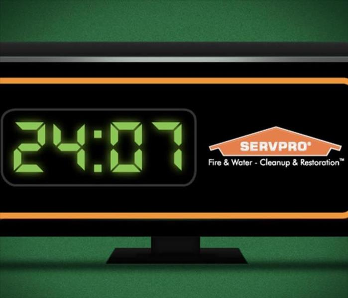 Why SERVPRO 24/7 365 We Are There for You