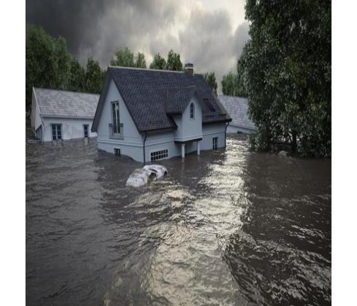 House Under Water