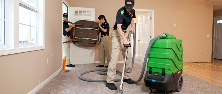 Portland, OR residential restoration cleaning